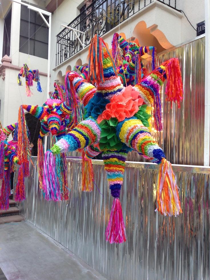 Significado de la piñata mexicana