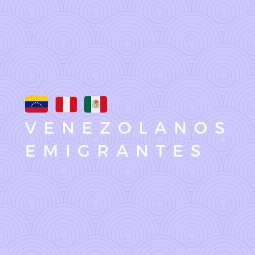 Venezolanos emigrantes (2)