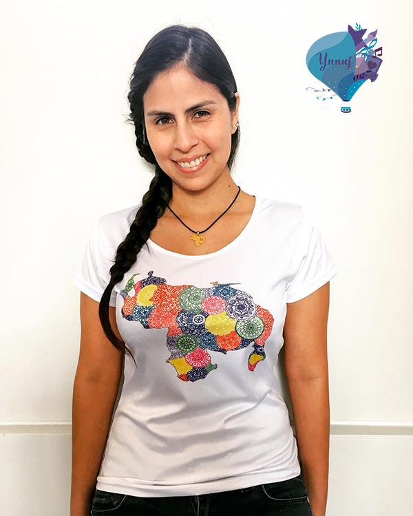 Franela + logo